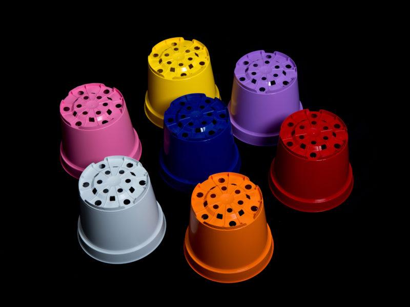 Kleur potten