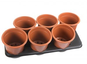 Potplant containers